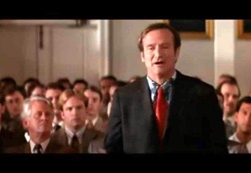 Oggi, il 21 luglio del 1951, nasceva l'indimenticabile Robin Williams – Lo ricordiamo con alcune delle più belle citazioni tratte dai suoi film