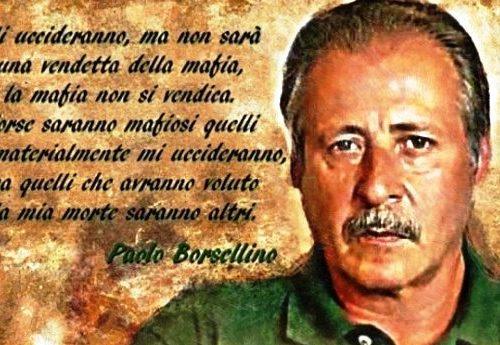 19 Luglio 1992 – L'ultima lettera di Paolo Borsellino, scritta alle 5 del mattino, dodici ore prima di essere ammazzato