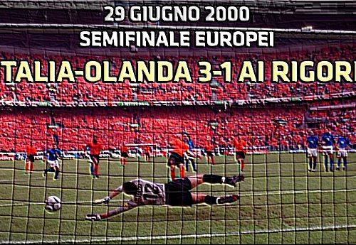 """È il 29 giugno 2000: Totti: """"hai visto quant'è grosso quello (riferendosi al portiere olandese)… mo je faccio er cucchiaio"""" – 20 anni fa il genio, la fantasia e la follia Italiana aveva la meglio sull'ordine e la disciplina Olandese…"""