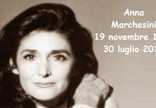 Anna Marchesini che forse non conoscete – Non solo grande donna di spettacolo, ma anche appassionata e malinconica poetessa… Ecco alcune sue brevi, bellissime poesie.
