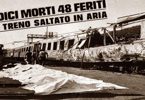 """4 agosto 1974 – Italicus, la strage che voleva """"seppellire la democrazia sotto una montagna di morti"""""""
