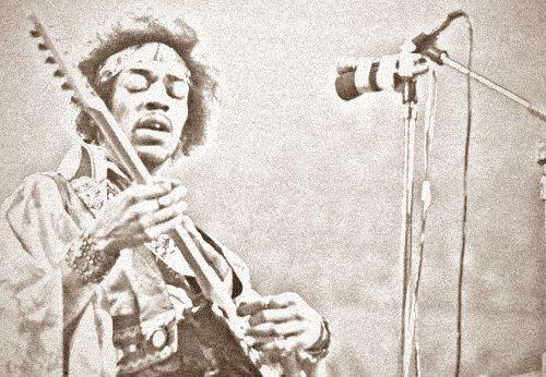 18 settembre 1970 – 50 anni fa ci lasciava, a soli 27 anni, Jimi Hendrix, il demone della chitarra,  il più grande chitarrista rock della storia